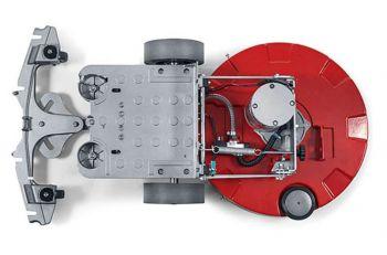 алюминиевые детали поломоечной машины Antea 50 BT