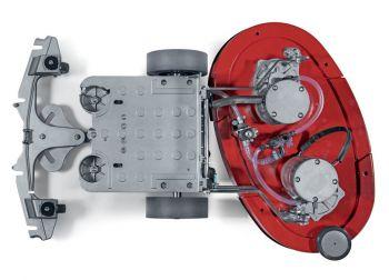 алюминиевые детали поломоечной машины Versa 65 BT